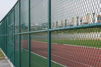 Spor Sahası Tel Çitleri
